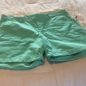 Gap girlfriend shorts